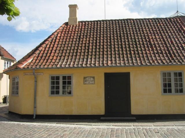 H. C. Andersens hus i Odense