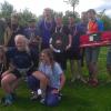 De glade vindere strålede om kap med solen i Silkeborg